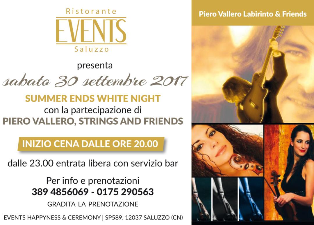 30 settembre PIERO VALLERO