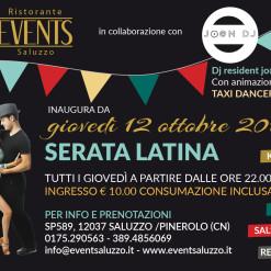 Events 12 ottobre latino americana A5