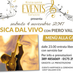 Events A5 4 novembre 2017 PIERO VALLERO
