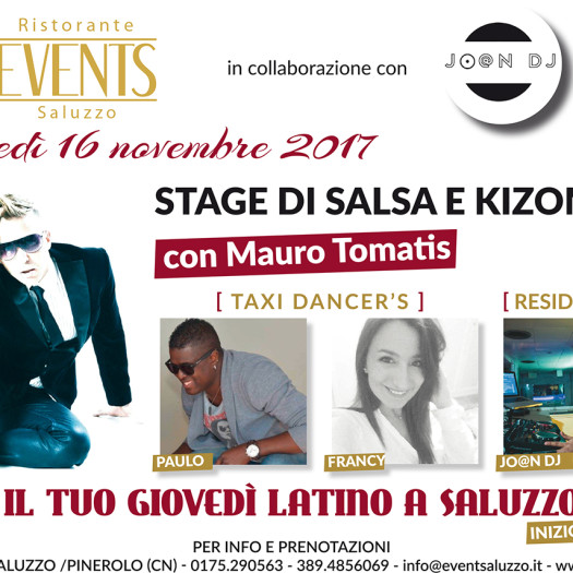 Events 16 novembre A5
