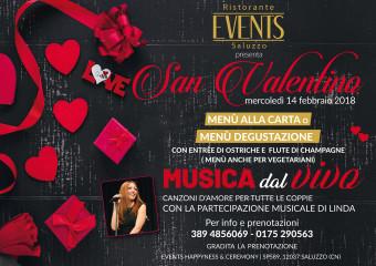 Events A5 14 febbraio 2018