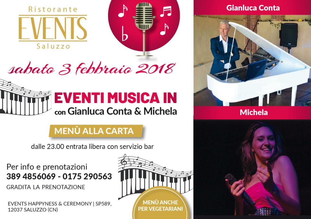 Events A5 3 febbraio 2018