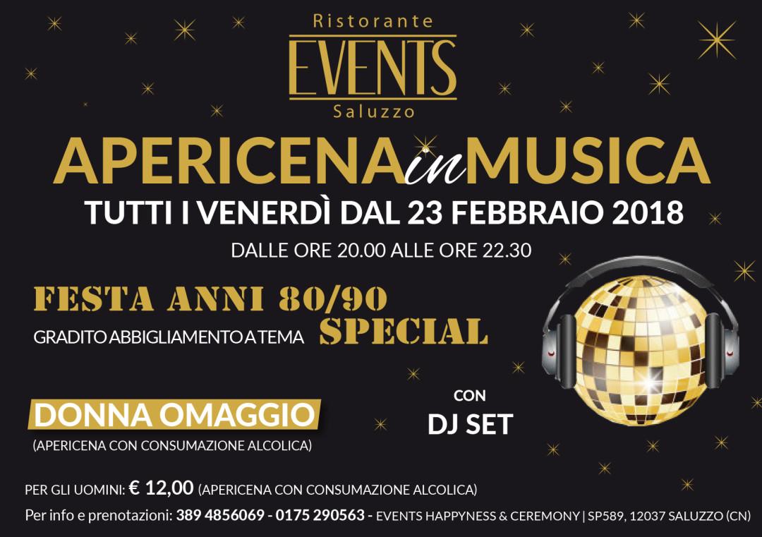 Events A5 23 febbraio 2018