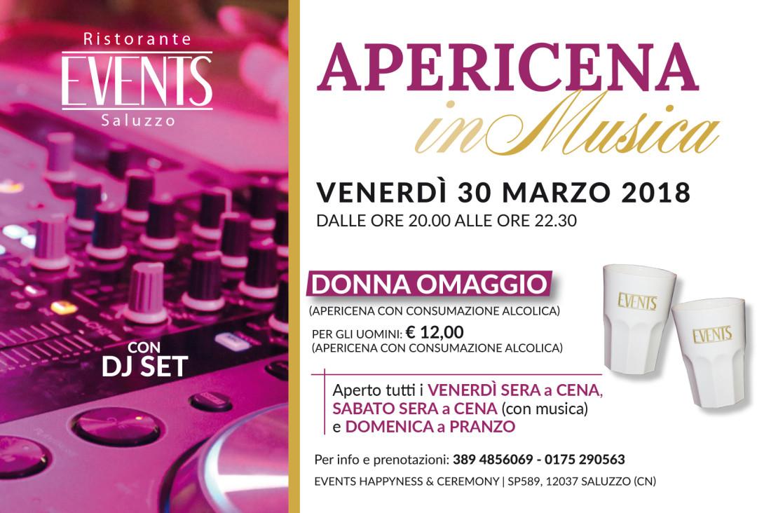 Events 30 marzo