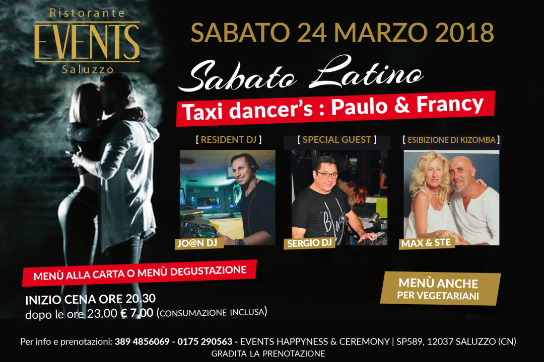 Events A5 24 marzo 2018 17x11
