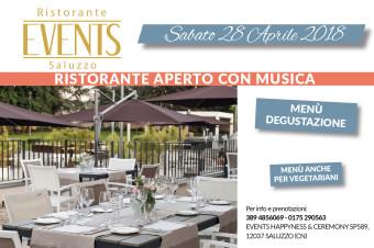 Events 28 aprile